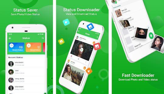 Status Saver Video and Photo Status Downloader