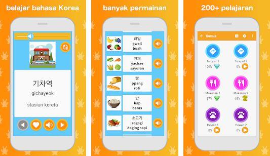 Learn Korean Language & Grammar Learning