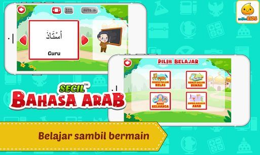 Belajar Bahasa Arab Suara