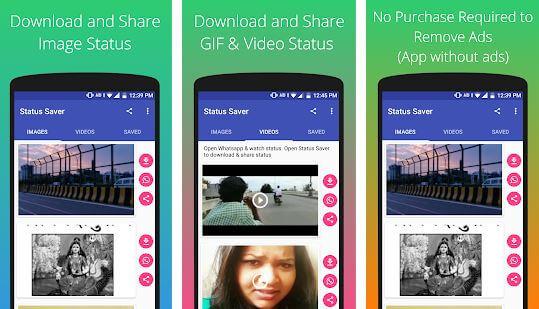 Status Downloader for WhatsApp & Status Saver