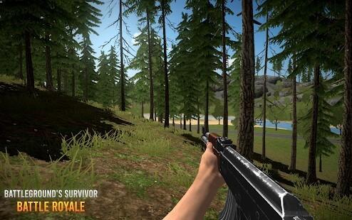 Battlegrounds Survivor Battle Royale