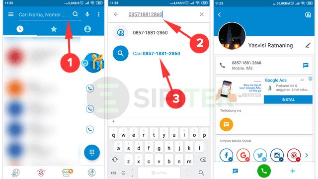 Cara Mengetahui Pemilik Nomor HP Menggunakan Aplikasi Caller ID