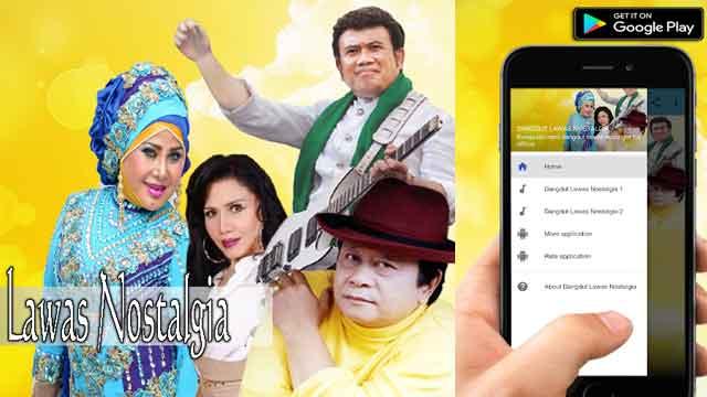 aplikasi lagu dangdut