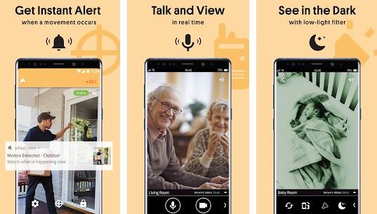 15 Aplikasi CCTV Android Terbaik di 2019 (Canggih & Praktis)