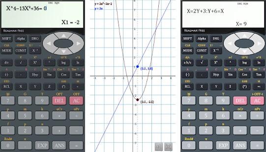 Kalkulator Ilmiah Free