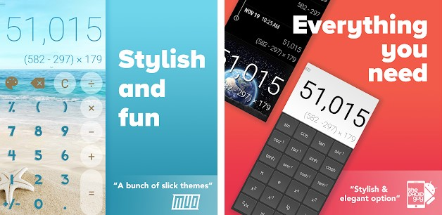 Stylish Calculator Free