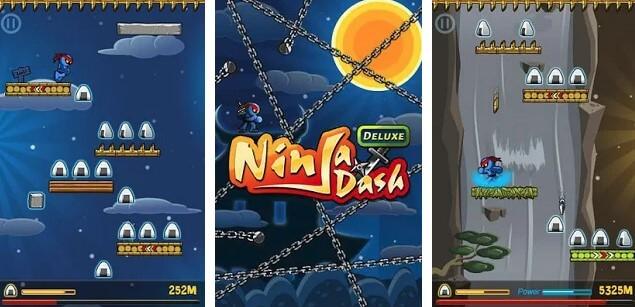 Ninja Dash - Deluxe