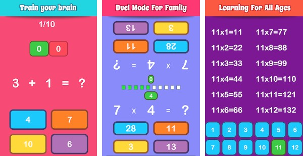 Math Games (GunjanApps Studios)