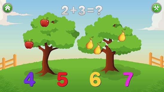 Kids Number and Math Free