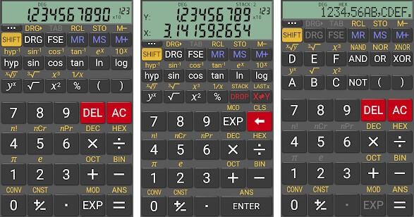 RealClac Scientific Calculator