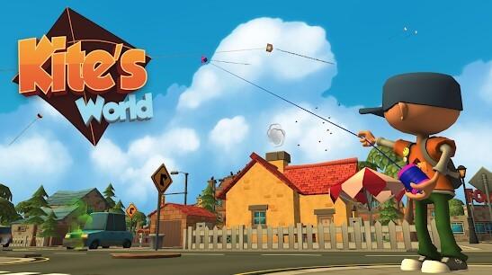 Kites World - Fight of Kites