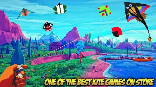 Basant The Kite Fight