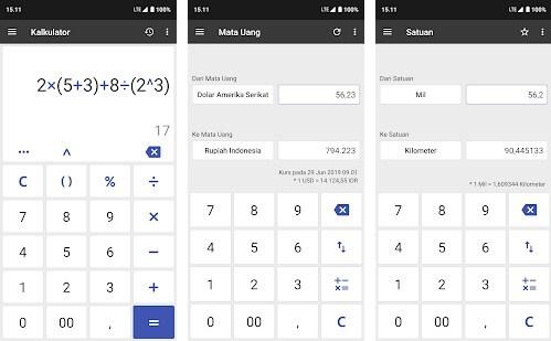 ClevCalc Kalkulator