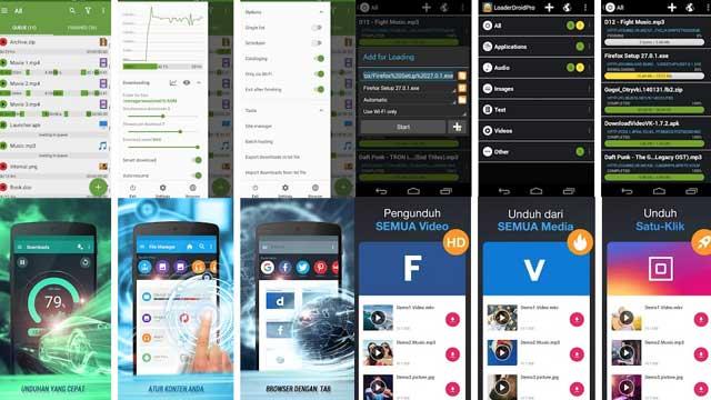 aplikasi download manager android 15 Aplikasi Download Manager Android Terbaik dan Super Cepat