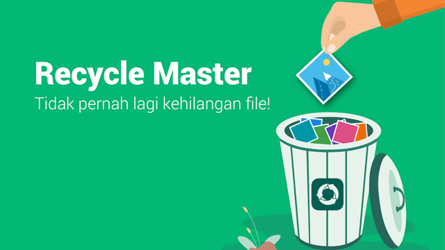 Recycle Master recycle bin android