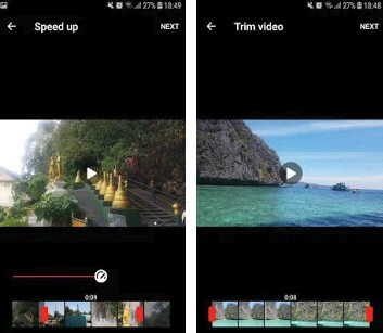Fast Motion Video Editor