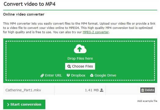 Cara Mengubah Format Video MKV ke MP4