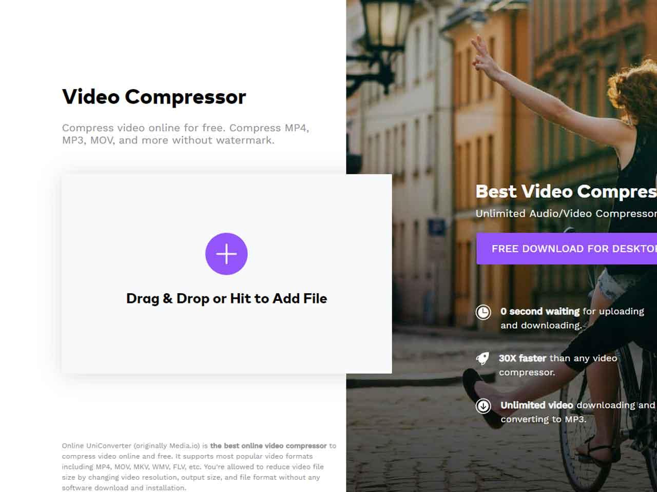 10 cara kompres video online tanpa
