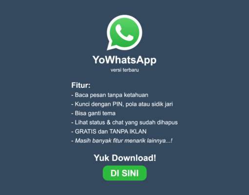 download YoWhatsApp terbaru