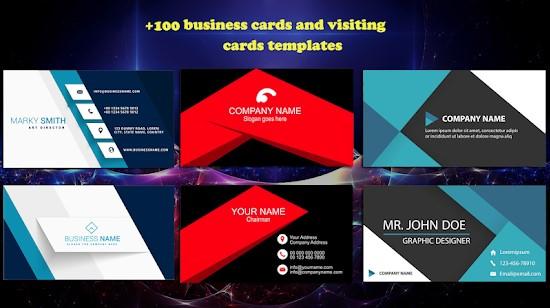 Business Card Maker (AI-Team)