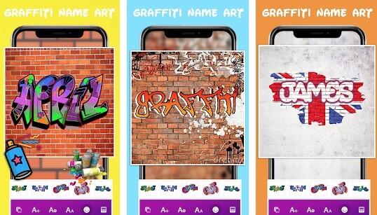 Graffiti Name Creator