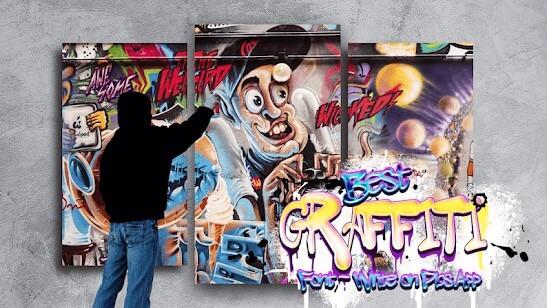 Best Graffiti Font