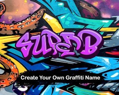 Graffiti Name Art Creator
