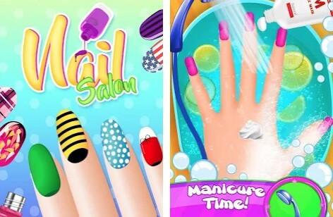 Nail Salon (Silly Sheep Studios)