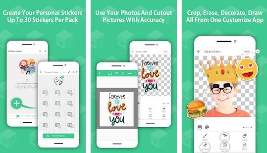 Sticker Maker for WhatsApp (The SpicySugar)