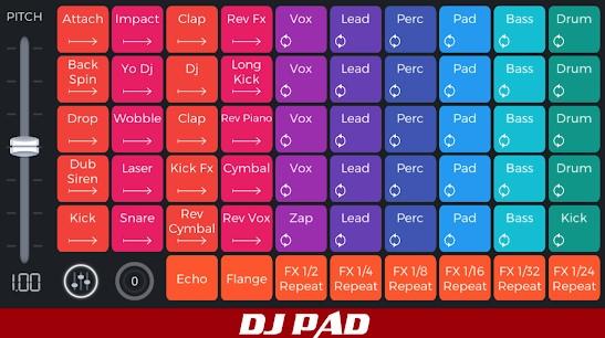 DJ PADS