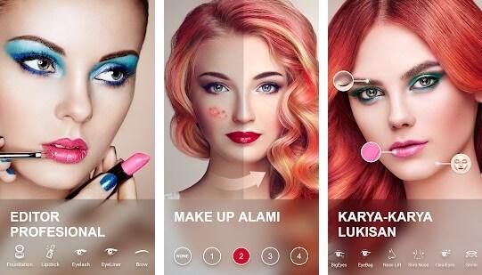 Face Makeup Camera