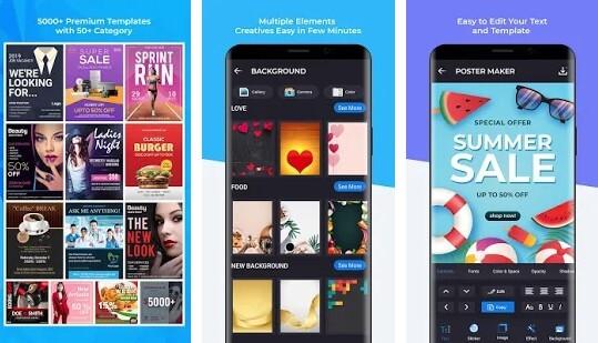 Poster Maker (Stylish App World)