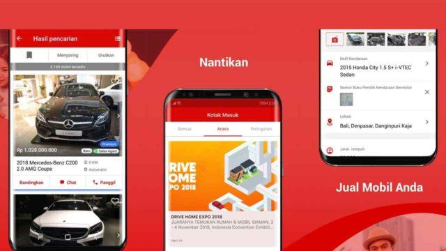 Aplikasi Jual Beli Mobil