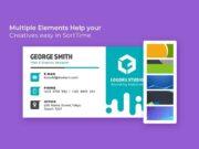 Aplikasi Pembuat Kartu Nama