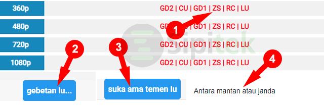 Cara Download Film Anime di Laptop melalui Situs Samehadaku