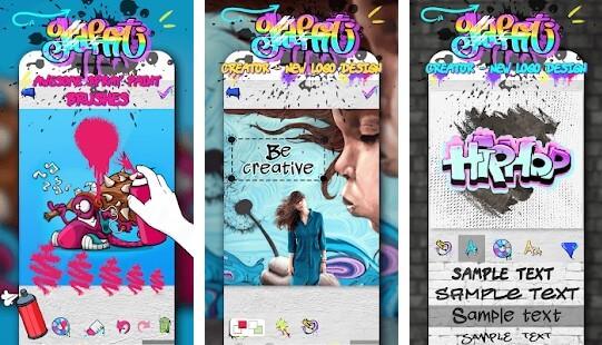 Graffiti Creator New Logo Design
