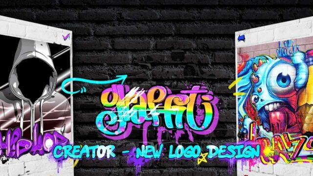 aplikasi grafiti dengan nama sendiri