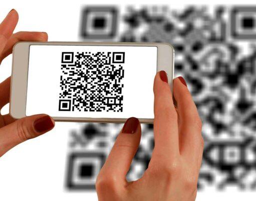 Cara Scan Barcode