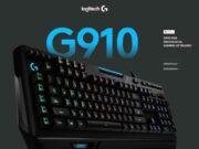 Keyboard Gaming Logitech