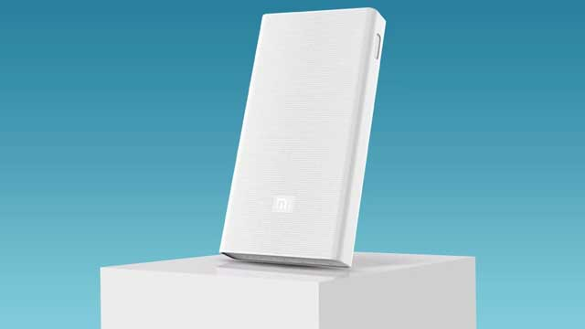 Mi Power Bank 20000 mAh