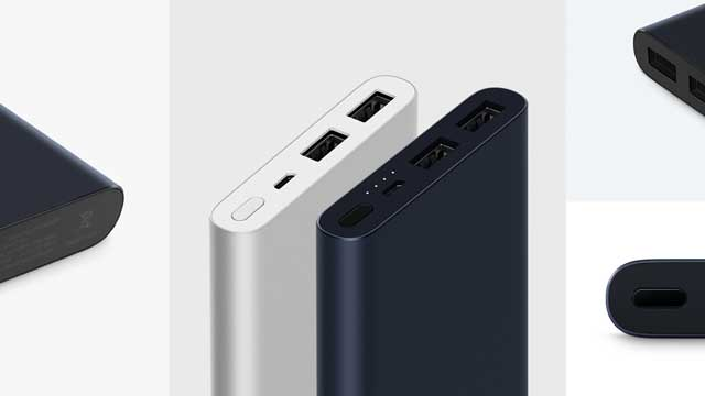 Xiaomi Mi Power Bank 10000 mAh 2S