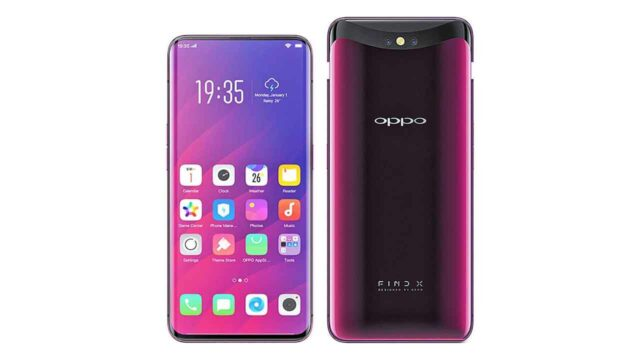 HP Oppo Fast Charging